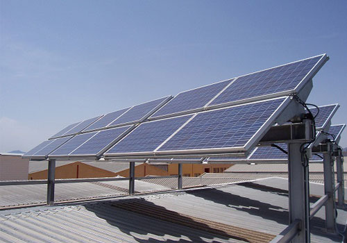 Panel de energía fotovoltaica